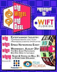 WIFT_Wheel Deal Poster